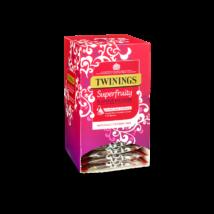 Twinings Superfruity Tea - 15 Pyramid Bags (egyenként csomagolt piramis filter)