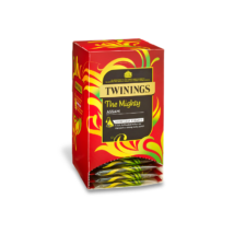 Twinings The Mighty Assam - 15 Pyramid Bags (egyenként csomagolt piramis filter)
