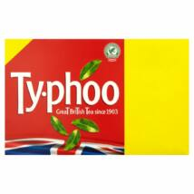 Typhoo fekete tea 120 db filter