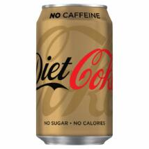 Coca Cola Diet Caffeine Free 330ml