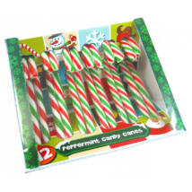 Let It Snow Candy Canes 12 Pack
