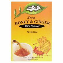 Dalgety Honey & Ginger (méz-gyömbér) tea 20 db filter