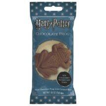 Harry Potter csokoládébéka varázslókártyával