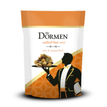 The Dormen Salted Bar Mix 50g