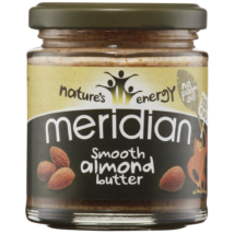 Meridian Smooth Almond Butter (mandulavaj) 100% 170g