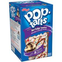 Kellogg's Frosted Hot Fudge Sundae Pop Tarts 384g