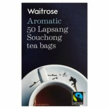 Waitrose Fairtrade Lapsang Souchong Tea 50 db filter