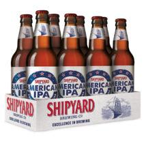 Shipyard American IPA (8x500ml, 5%)