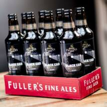 Fullers Black Cab Stout (8x500ml, 4.5%)