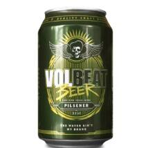 Volbeat Pilsener (330ml, 4.8%)