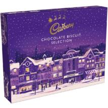Cadbury Chocolate Biscuit Selection Box (papírkarton) 251g