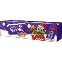 Cadbury Dairy Milk Freddo Faces Christmas Chocolate Tube 72g