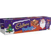 Cadbury Dairy Milk Fudge Minis Christmas Chocolate Tube 72g
