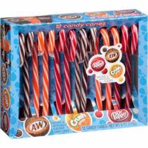 American Soda Candy Canes 12db 170g