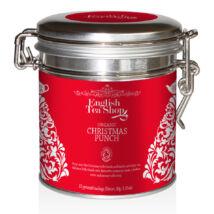 English Tea Shop Organic Christmas Punch (piros fémdobozos tea) 15 db filter