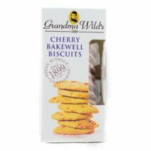 Grandma Wild's Cherry Bakewell Biscuits 150g