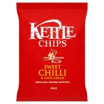 Kettle Chips Sweet Chilli & Sour Cream 40g