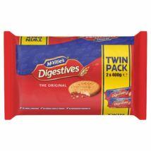 Mcvities Digestive Twinpack 800G