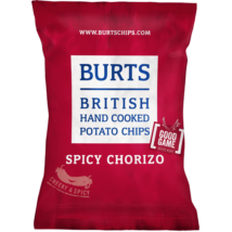 Burts Spicy Chorizo Chips 40g