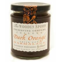 The Wooden Spoon College Dark Thick Cut Marmalade 340g