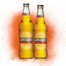 Amigos Tequila Sör 2x330ml (1=2 AKCIÓ)