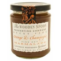The Wooden Spoon Bucks Fizz Orange and Champagne Marmalade 340g