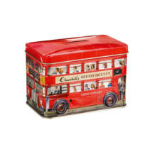 Churchill's London Bus Tin- English Toffee 200g