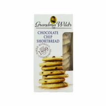 Grandma Wild's Chocolate Chip Shortbread 150g