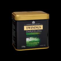 Twinings Darjeeling szálas fémdobozos tea 100g