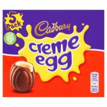 Cadbury Creme Egg 5 Pack 197g