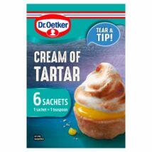 Dr. Oetker Cream Of Tartar Sachets 6 x 5g