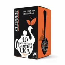 Clipper Fairtrade Everyday Tea 40 db filter