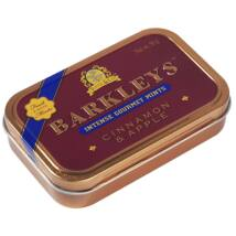 Barkley's Cinnamon & Apple Mints - Alma-fahéj ízű cukorka 50g