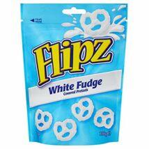 Flipz White Fudge 100g