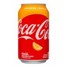 Coca Cola Orange Vanilla [USA]  355ml