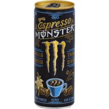 Monster Espresso Vanilla Energy Coffee [USA] 239ml