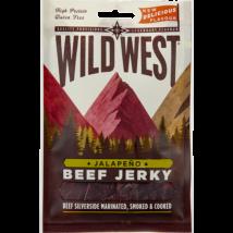 Wild West Jalapeno Beef Jerky 70g