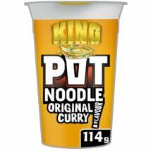 Pot Noodle King Curry 114g