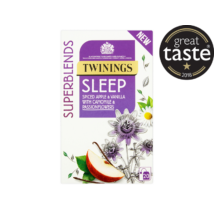 Twinings Superblends Sleep Tea 20 db filter
