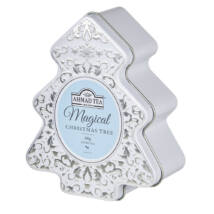 Ahmad Tea - Magical White Christmas Tree 60g szálas reggeli tea
