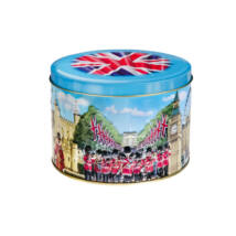 Churchill's Around London Tin -  English Toffee 200g