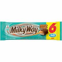 MILKY WAY Salted Caramel Fun Pack 6db [USA] 95.8g