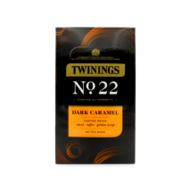 Twinings Dark Caramel Tea 40 db filter