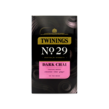 Twinings Dark Chai Tea 40 db filter