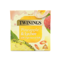 Twinings Pineapple & Lychee (Ananász és licsi) Tea 20db filter