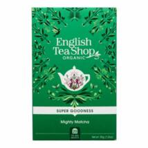 English Tea Shop  Mighty Matcha Tea 20 db filter