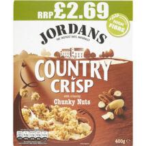 Jordans Country Crisp Chunky Nuts 400g