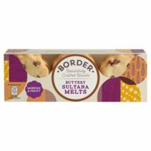 Border Butter Sultana Biscuits 135g