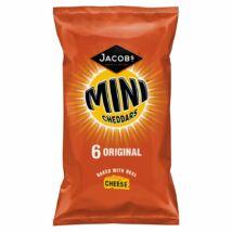 Jacobs Mini Cheddars Original 6pk 150g