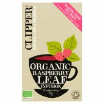 Clipper Organic Raspberry Leaf Infusion 20 db filter